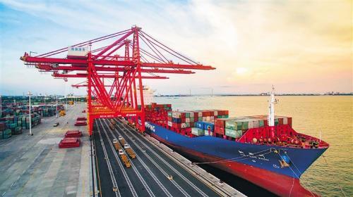 融入中国新时代经济战略决策,老挝磨丁经济特区抢占发展先机
