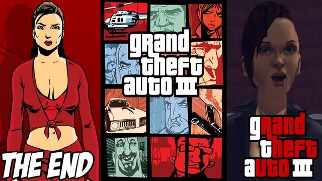 【游戏分享】侠盗猎车手3/GTA3 完整绿色版免费下载