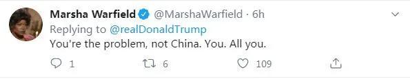 """特朗普:""""我对中国越来越愤怒!""""国外网友:??????"""