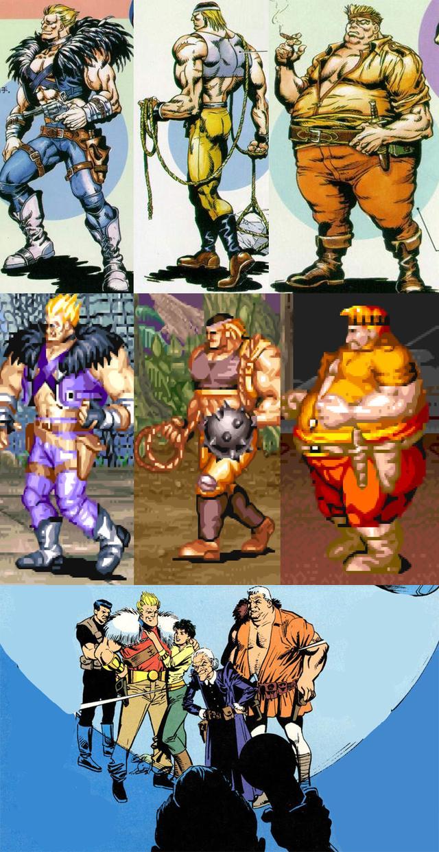 活久见,《恐龙快打》胖子和BOSS是兄弟,肥肥和摩托BOSS都是女的