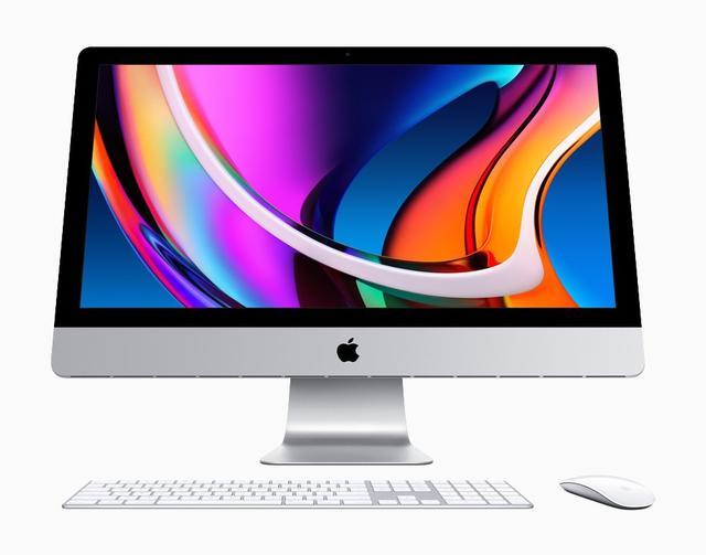 来了!新款27寸iMac上架苹果官网:10代酷睿+全系SSD