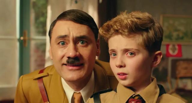 """乔乔的异想世界:这部""""美化""""二战的电影,凭什么获豆瓣8.4分?"""