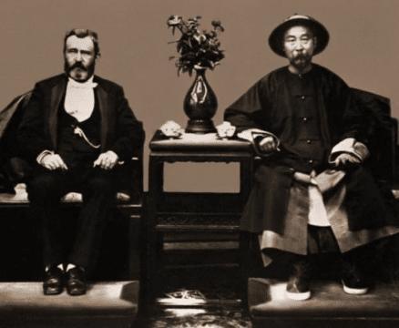 当英国想强租香港100年,李鸿章:99年,现在才明白他多睿智