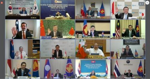 RCEP将在年内签署,重定老挝世界经济坐标,磨丁大有可为