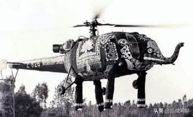 我的关键词 谁也不佩服,唯有印度的直升机大象,那是神来之笔啊不得不服气啊  武安新闻