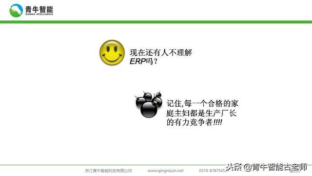通俗的理解ERP