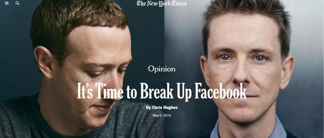 Facebook发布公开声明批判中国