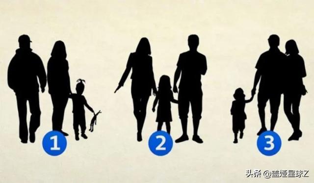 「星罗卜APP」三个家庭,哪个是假的?