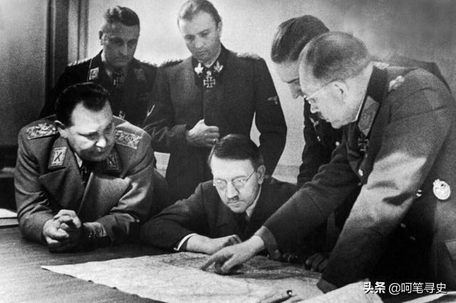 希特勒誓要统治世界,他说了什么?让德国民众死忠追随
