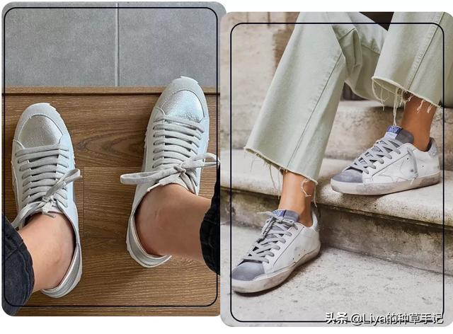 """比小白鞋时髦,比高跟鞋舒适,今夏""""脏脏鞋""""才是真的好穿"""