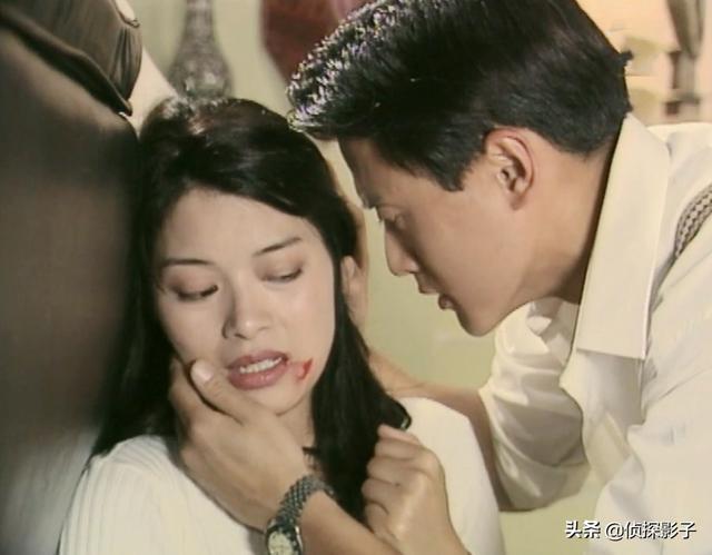 """23年前刘锦玲主演的这部港剧,是港版""""不要和陌生人说话"""""""
