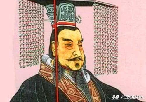 """古代皇帝帽子前面悬挂着一个""""门帘"""",有什么作用?"""