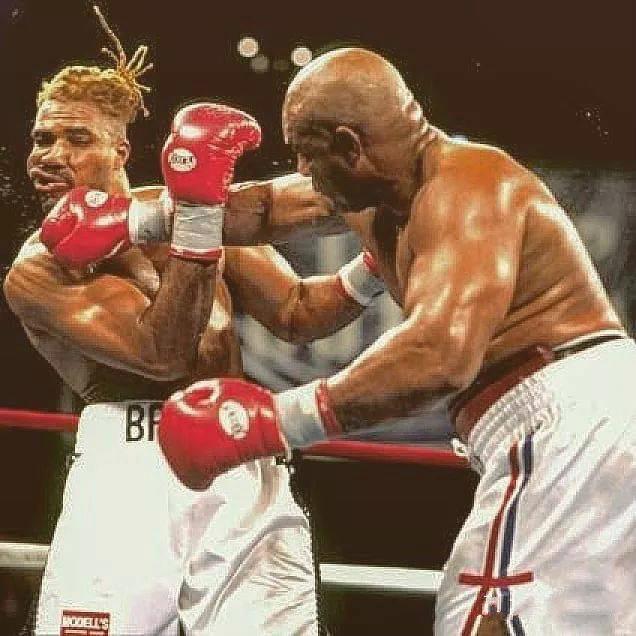 福尔曼评价李小龙:在他的体重级别上,他是可以成为拳击冠军的