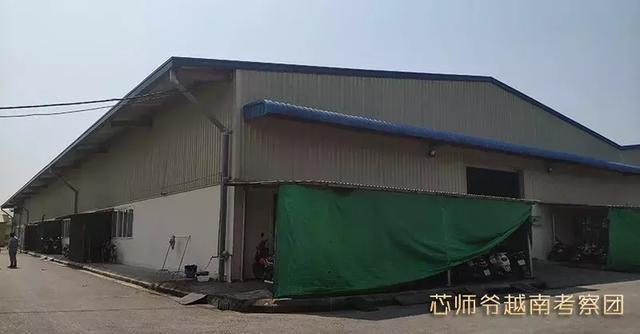 用17天!一家中国电子工厂在越南成功落地