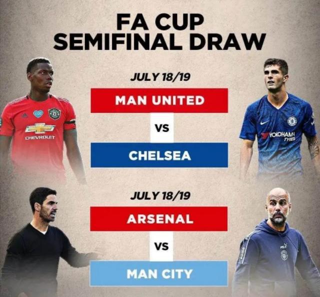 今夏谁能捧起足总杯?