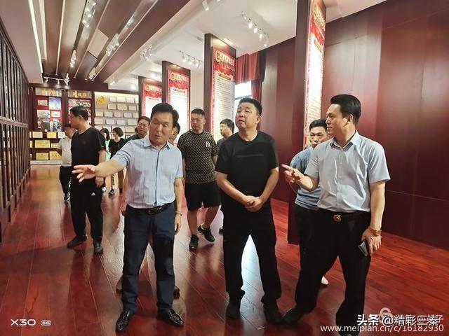 山西乡宁焦煤集团等领导来陕西秦晋集团交流学习