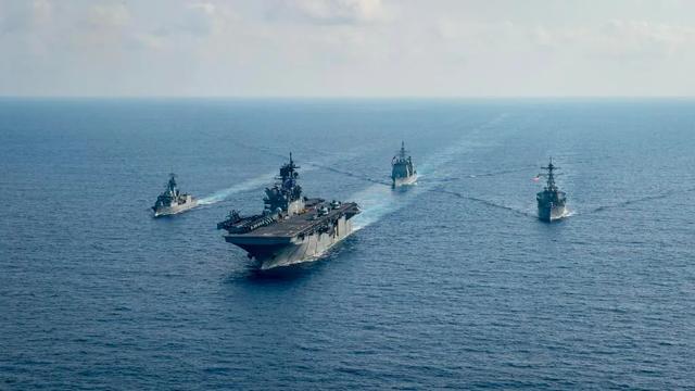 南海30多年没有战争,美国人心痒了?