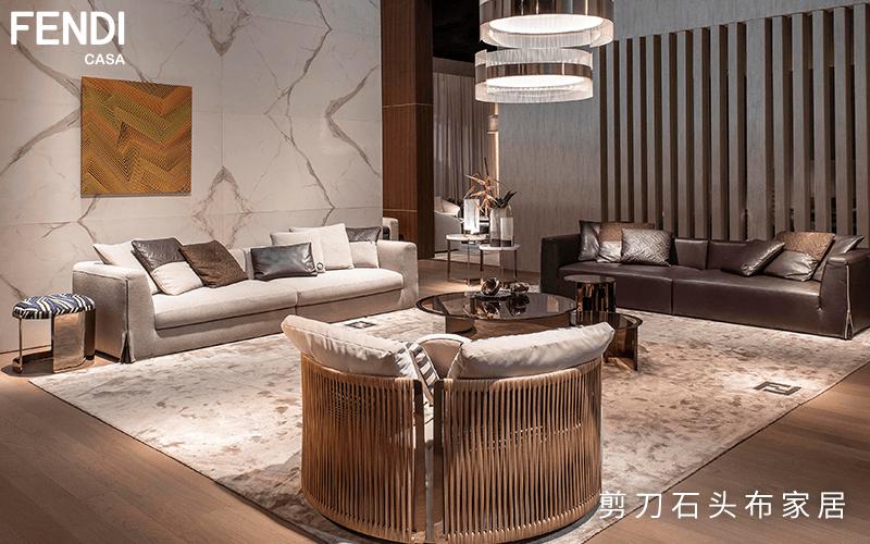 意大利家具,让你感受顶奢品牌的优雅与魅力