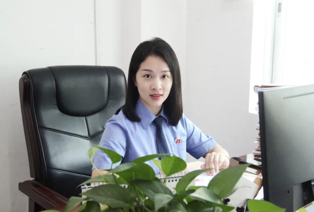 【水韵青检】五四青年节 听听青年干警的检察初心