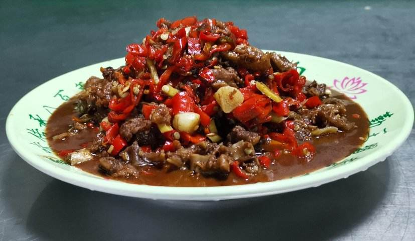 """江西""""让人惊艳""""的美食,丑陋外观下蕴藏无限美味,是绝佳下饭菜"""