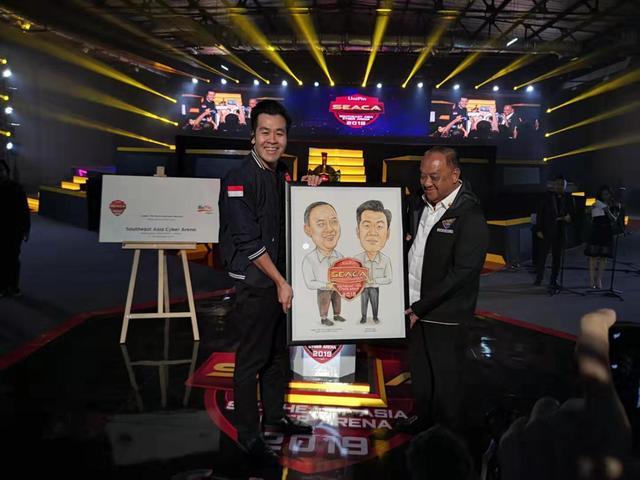 UniPin SEACA 2019东南亚总决赛开幕