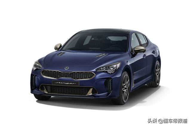 曝光 | 起亚新款Stinger官图发布 2020年第三季度韩国销售