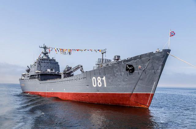 征途在大海——俄罗斯海军发展方向刍议