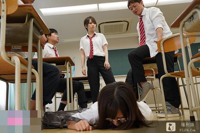 hnd766:椎名空(椎名そら)圣诞节新作女扮男装穿帮惨遭同学集体中出!