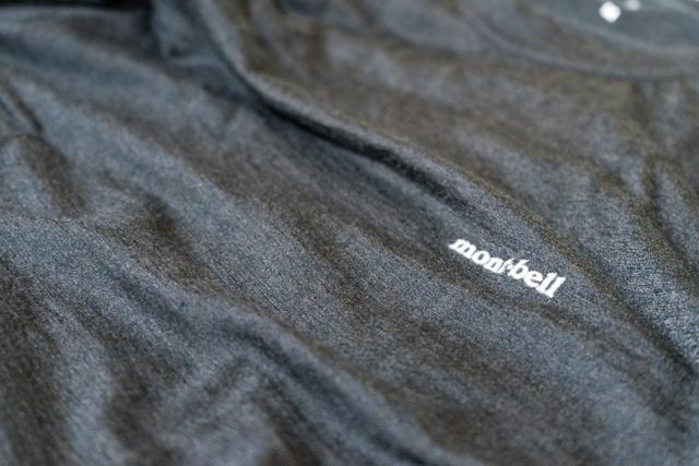 montbell羊毛排汗短袖T恤实测,夏天也能穿的毛衣
