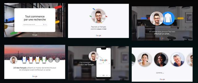 堪称职场类PPT范本的谷歌内部极简风PPT,小白如何学着设计