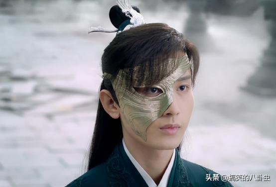 《琉璃》:何晟铭上演醋劲师父,承包了整部剧的表情包