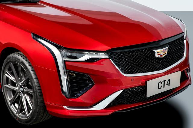 后驅轎車凱迪拉克CT4上市 售價23.97萬-25.97萬元