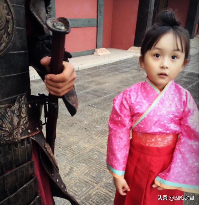 """因太漂亮被全網""""禁止整容""""的小羋月,11歲美成女神,誰配得上?"""