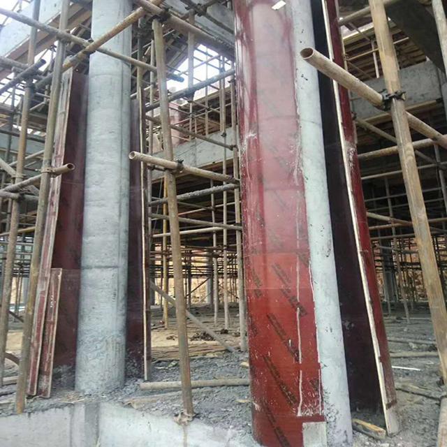 圆柱木模板和圆柱钢模板相比有哪些优势?