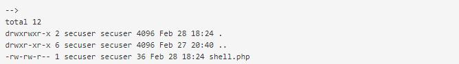 一文详解Webshell