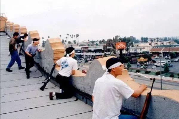 称霸洛杉矶的黑哥,为什么不敢招惹当地卖泡菜的韩国人?