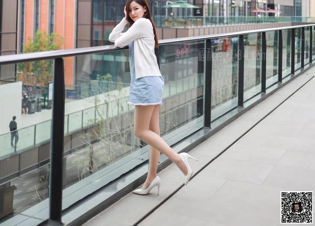 丝慕写真系列SM245《陪文欣逛街》[63p]
