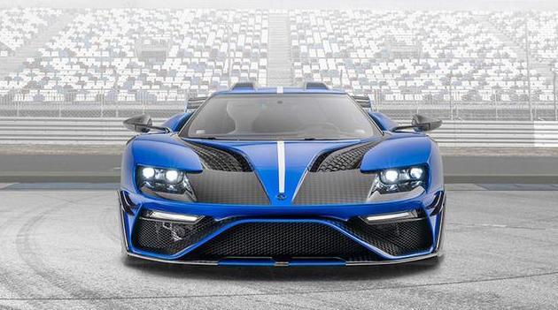 福特再战法拉利!最强改装福特GT来袭,提升至700马力