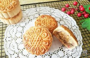 「初秋食节」硬邦邦老北京提浆月饼