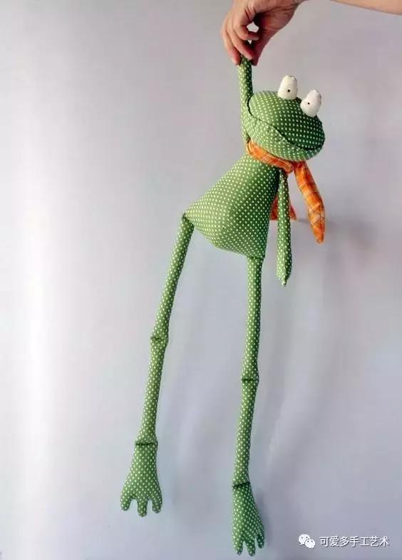 用旧衣服给孩子做几个小动物玩偶,第一个就爱不释手了! 旧衣服做动物玩偶 第25张