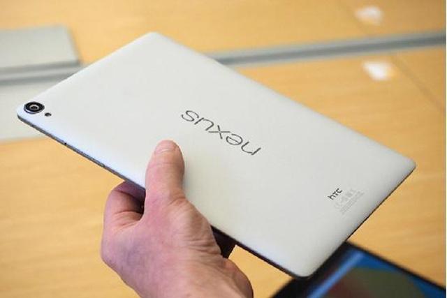 GoogleNexus9只求鼓励平板电脑非与iPad市场竞争