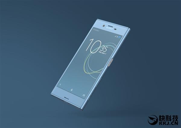 sony旗舰级XZ Premium公布:4k高清屏骁龙835!