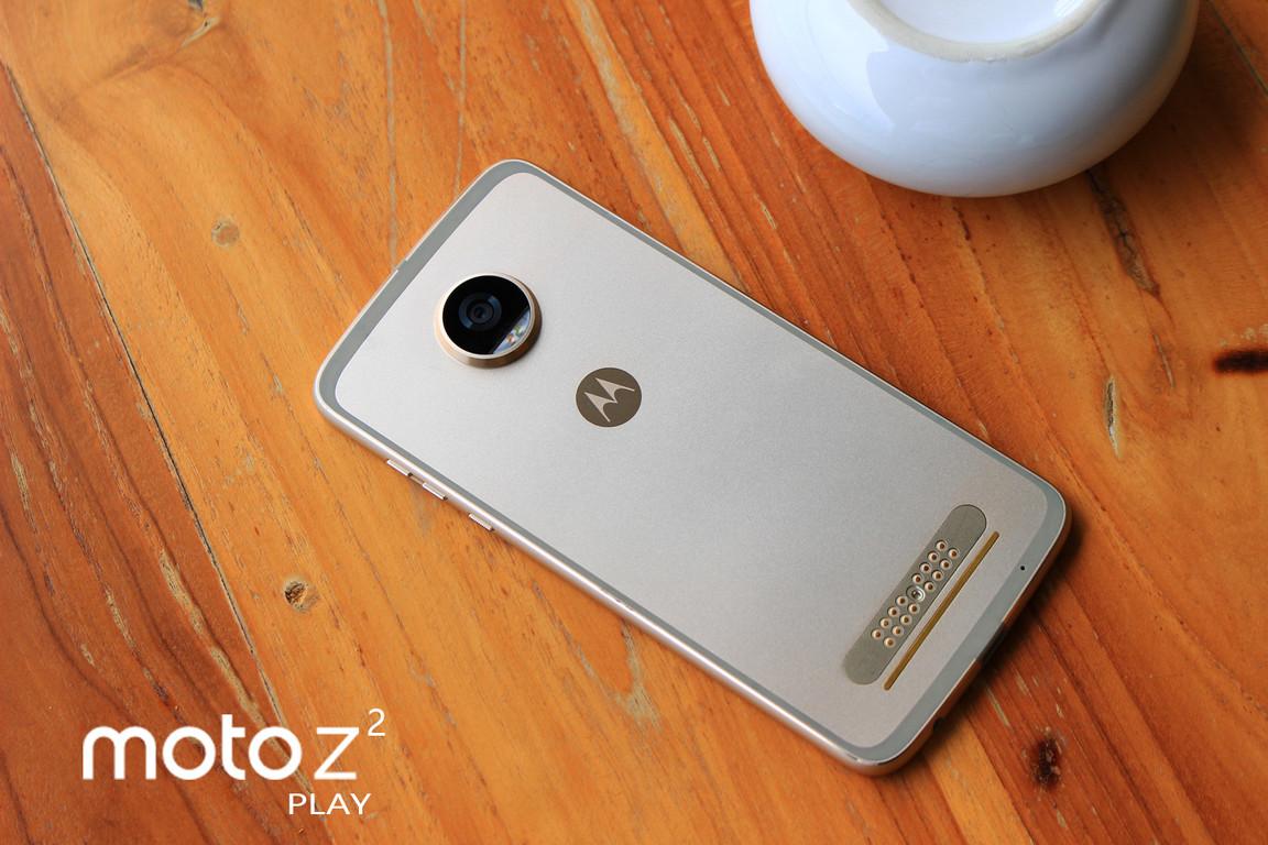 黑科技更好玩!Moto Z² PLAY行货体验评测
