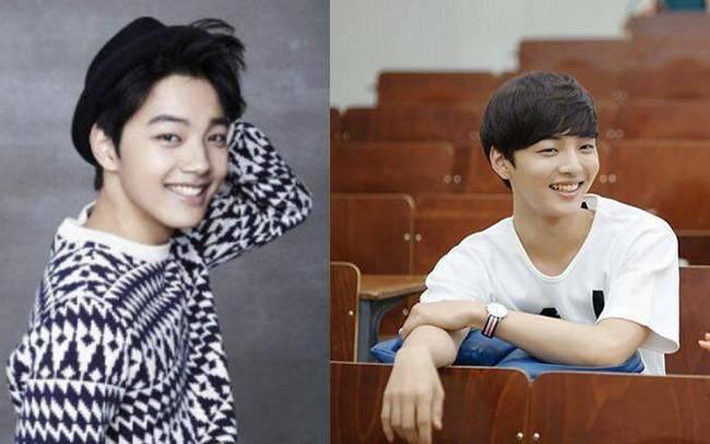 韩国娱乐圈的那些撞脸明星,最后一位客串过新郎?