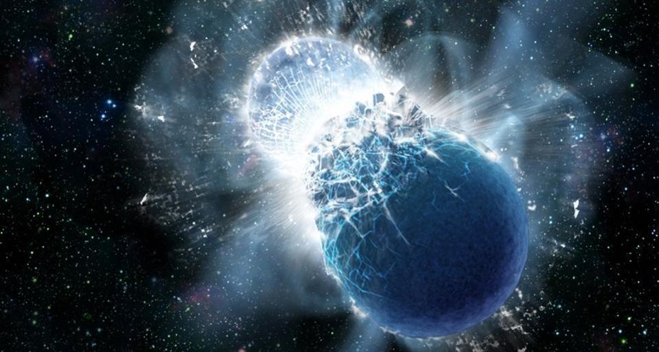 五个令人难以置信的中子星合并问题