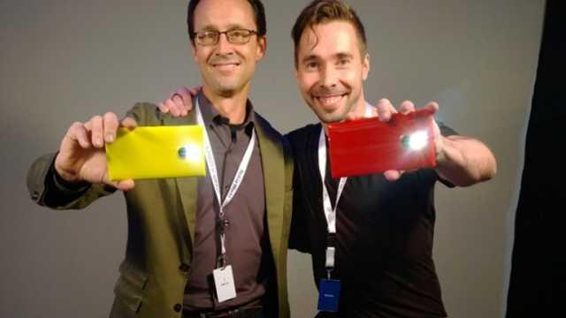 NokiaPureView照相机技术性幕后人物添加了Axon
