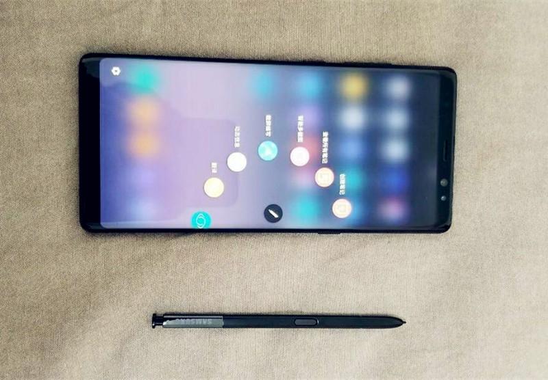 虽有缺憾,但非常好用,这就是三星Note 8!