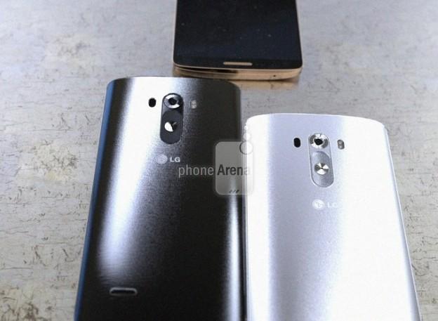 LG G3 将选用夹层玻璃、塑胶、金属材料混和材料后盖板