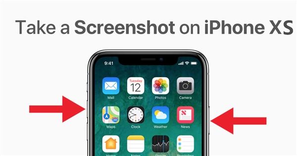 苹果xsmax怎么截屏(xsmax可以敲后面两下截屏吗)