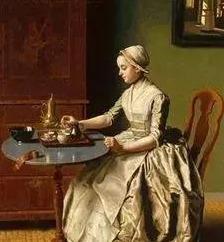 """这位皇后一生寂寞,陪伴她的竟然只有""""茶""""?"""